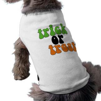Trick or Treat Doggie Shirt