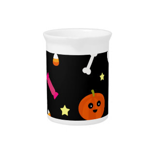 trick or treat drink pitcher