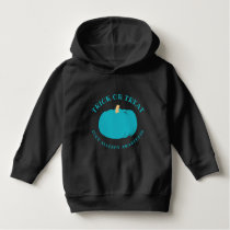 Trick or Treat Food Allergy Awareness Halloween Hoodie