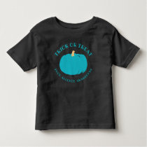 Trick or Treat Food Allergy Awareness Halloween Toddler T-shirt