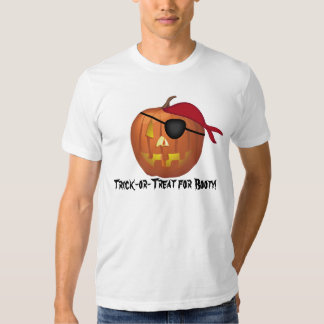 Trick-or-Treat for Booty! T Shirt