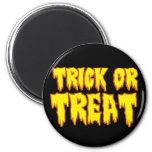 Trick or Treat Fridge Magnets