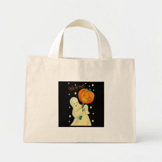 trick or treat ghost bags