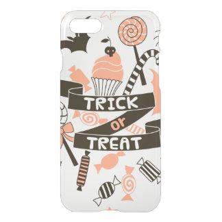 Trick or Treat Goodies Design iPhone 8/7 Case