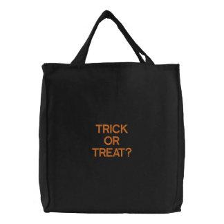 TRICK OR TREAT? Halloween Bag.