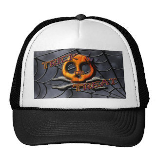 Trick or Treat Halloween Costume Hat