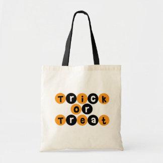 Trick or Treat Halloween Fun Tote Bag