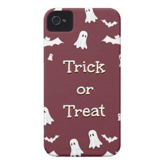 Trick Or Treat Halloween iPhone 4 Case