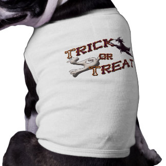 Trick or Treat Halloween Pet Shirt