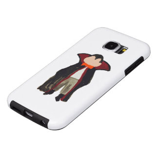 Trick or Treat Halloween Toddler Vampire Dracula Samsung Galaxy S6 Cases