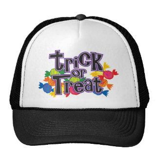 Trick or Treat Mesh Hat