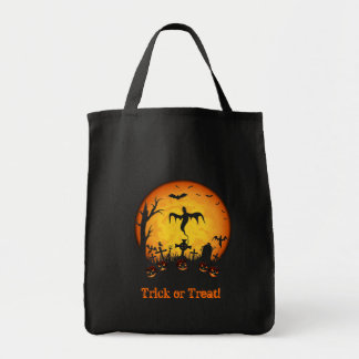 Trick or Treat Haunted Cemetery bag