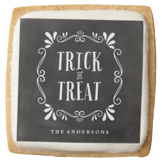 Trick or Treat   Holiday Cookies