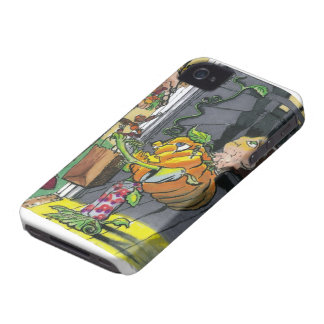 Trick Or Treat iPhone 4 cover