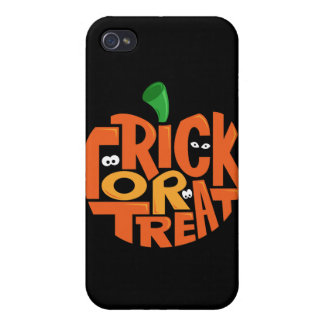 Trick or Treat iPhone 4 Case