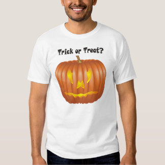 Trick or Treat Jack-O-Lantern Shirt