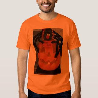 Trick or Treat, Jack-o-lantern&Spider T-Shirt