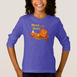 Trick or Treat!Jack O'Lantern Halloween Sweatshirt
