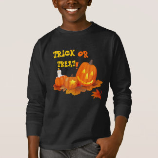 Trick or Treat! Jack O'Lantern Halloween T-Shirts