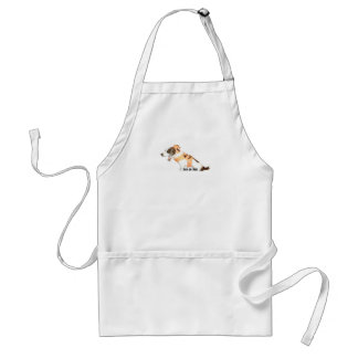 Trick or Treat Jack Russell Adult Apron
