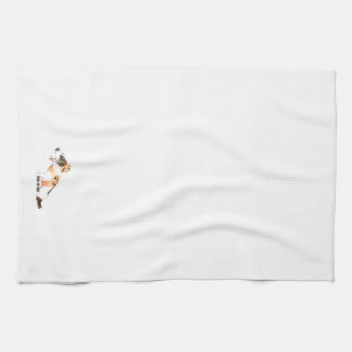 Trick or Treat Jack Russell Towel
