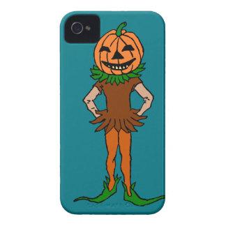 Trick or Treat Jackolanternman Case-Mate iPhone 4 Case
