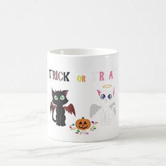 Trick or Treat Kittens Coffee Mug