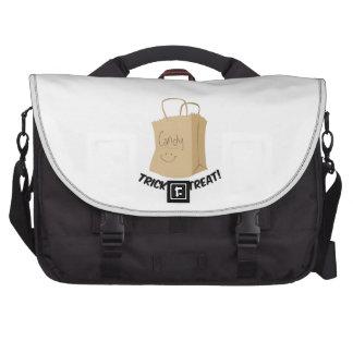 Trick or Treat Laptop Bag