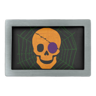Trick or Treat like a Pirate Belt Buckles