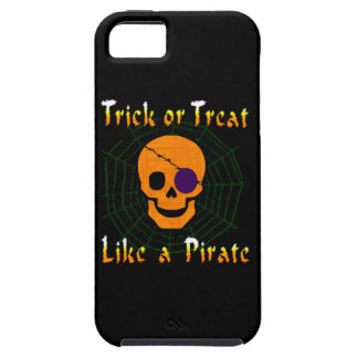 Trick or Treat like a Pirate iPhone SE/5/5s Case