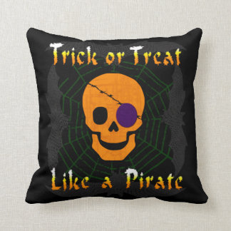Trick or Treat like a Pirate Pillows