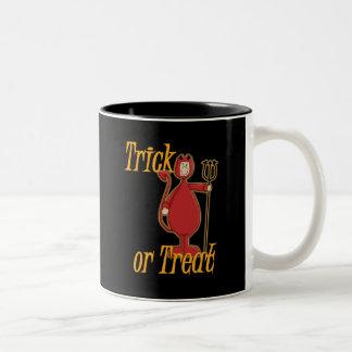 Trick or Treat Li'l Devil Mugs