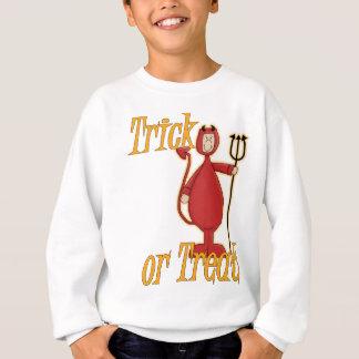 Trick or Treat Li'l Devil Sweatshirt