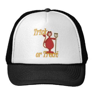 Trick or Treat Li'l Devil Trucker Hats