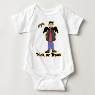 Trick or Treat Little Vampire Baby Bodysuit