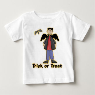 Trick or Treat Little Vampire Baby T-Shirt