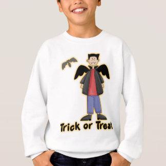 Trick or Treat Little Vampire Sweatshirt