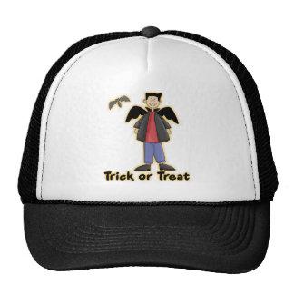 Trick or Treat Little Vampire Trucker Hat