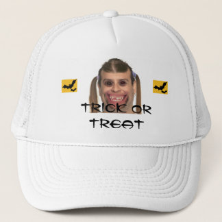 Trick or Treat LOL Real CooL Hat