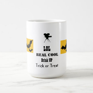 Trick or Treat LOL Real CooL Mug