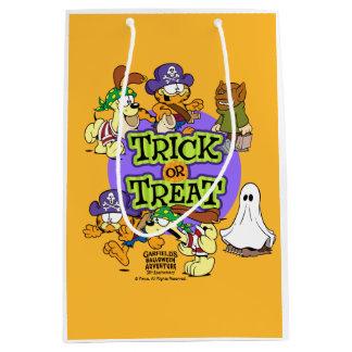 Trick-or-Treat Medium Gift Bag