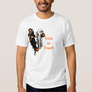 Trick or Treat! - Mens Basic T-Shirt