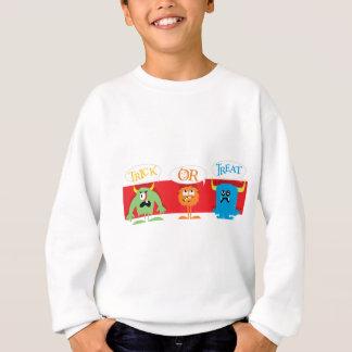 Trick or Treat Monsters Sweatshirt