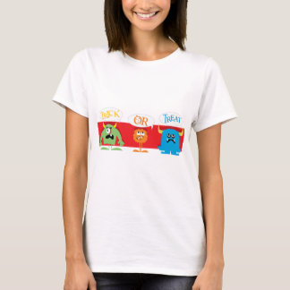Trick or Treat Monsters T-Shirt