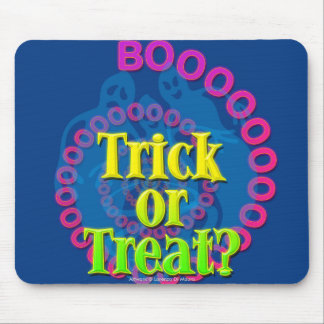 Trick Or Treat? Mouse Pads