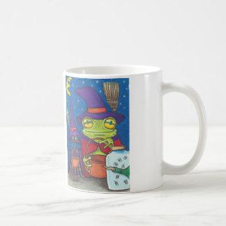 trick or treat mug basic white mug