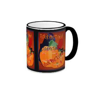Trick Or Treat Mugs
