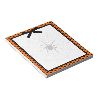 Trick or Treat Note Pad