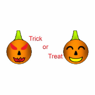 Trick or Treat Photo Cut Outs