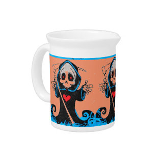 Trick or Treat Pitcher